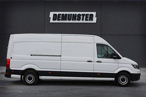 VW Crafter 35 Fourgon LWB DSL 2.0 CR TDI L4H3 6V BESTELWAGEN/camera/trekhaak/